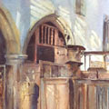 Haddon Hall watercolour painting courses