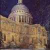 Corporate chistmas cards St Pauls at Night
